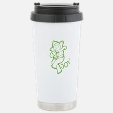 Dancing Ganesh Travel Mug