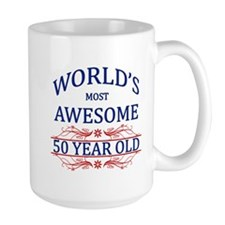 World's Most Awesome 50 Year Old Mug