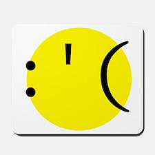 Crying emotion Mousepad