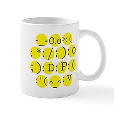 Text Emotions Mug