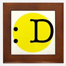Very Happy : D Framed Tile