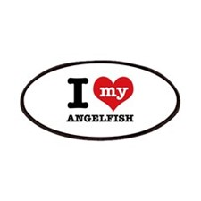 I love my Angelfish Patches
