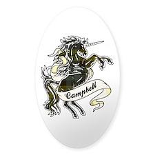Campbell Unicorn Decal