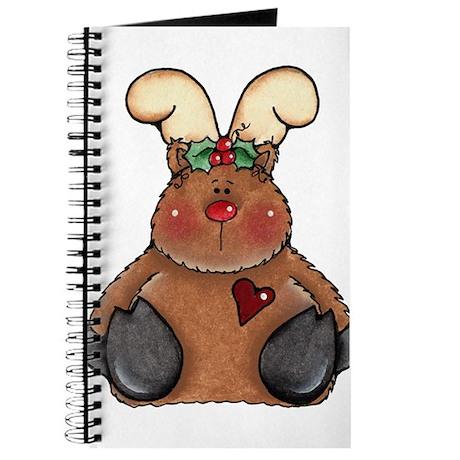 Sitting Reindeer Journal