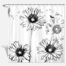 FotoSketcher image Shower Curtain
