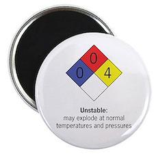 """""""Unstable"""" Magnet"""