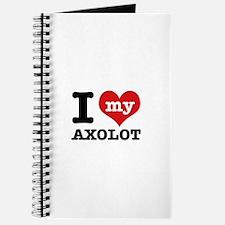 I love my Axolot Journal