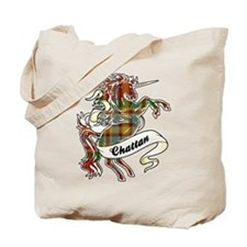 Chattan Unicorn Tote Bag