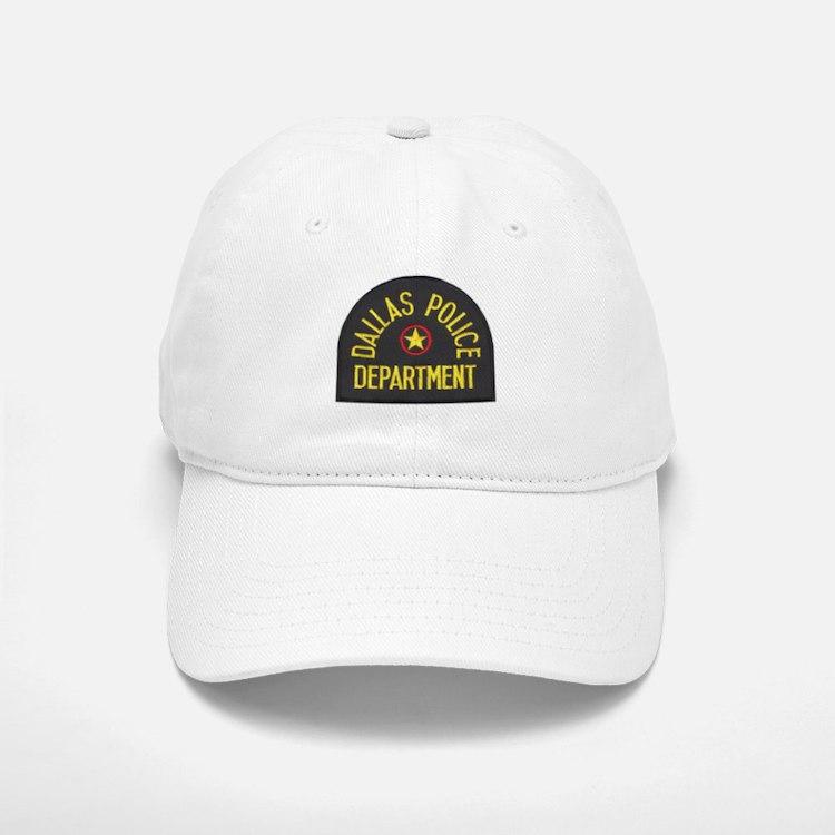 Dallas Police Baseball Baseball Cap