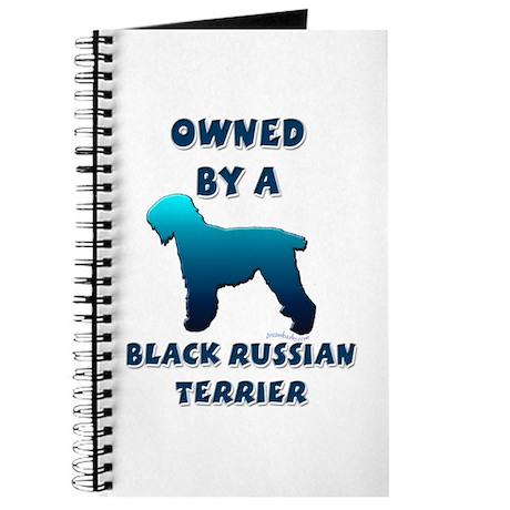 Black Russian Silhouette Journal