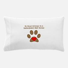 My Heart Belongs To A Staffordshire Bull Terrier P