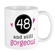 48th Birthday Gorgeous Mug