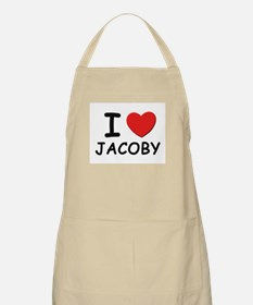 I love Jacoby BBQ Apron