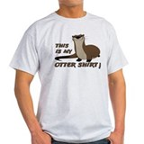 Otters Light T-Shirt
