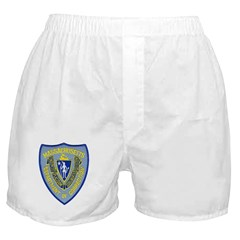 Mass Corrections Boxer Shorts