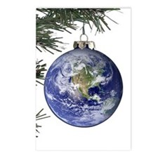 World Ornament Postcards (Package of 8)
