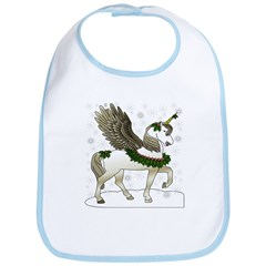 Holly Pegacorn! Winter Bib
