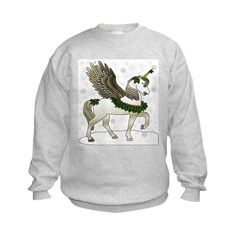Holly Pegacorn! Winter Sweatshirt