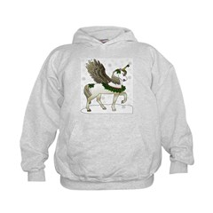 Holly Pegacorn! Winter Hoodie