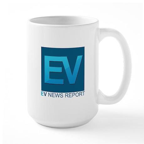 EV News Report Logo Mug
