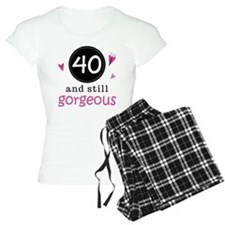 40th Birthday Gorgeous Pajamas