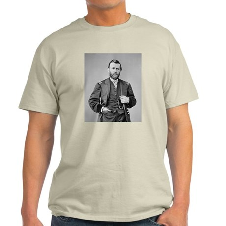 Lt. Gen. US Grant Ringer Civil War T-Shirt