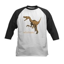velociraptor for red Baseball Jersey