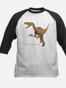 velociraptor for red Baseball Jersey