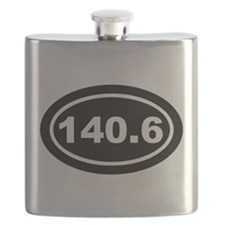 Cute Marathon Flask