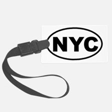 Unique New york Luggage Tag
