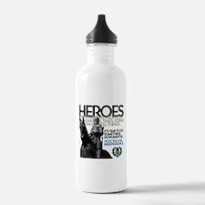 Heroes Sports Water Bottle