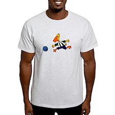 Funny Duck Bowling T-Shirt