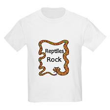 Reptiles Rock T-Shirt