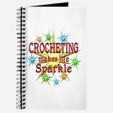 Crocheting Sparkles Journal