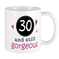 30th Birthday Gorgeous Mug
