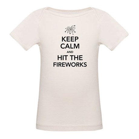 Keep Calm and Hit the Fireworks T-Shirt