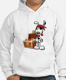 The Nauti Dog Pirate Hoodie