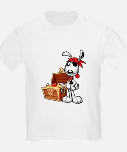 The Nauti Dog Pirate T-Shirt
