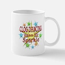 Clog Dancing Sparkles Mug
