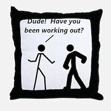 Stickman Stick Man Body Builder Bodybuilding Funny