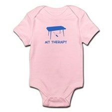 Keyboard my therapy Infant Bodysuit