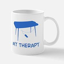 Keyboard my therapy Mug