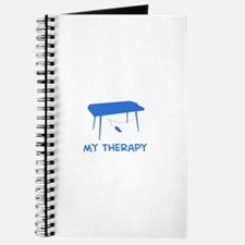 Keyboard my therapy Journal