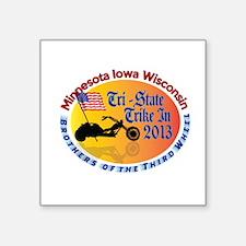 Tristate 2013 Sticker