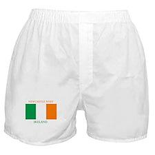 Newcastle West Ireland Boxer Shorts