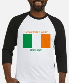 Newcastle West Ireland Baseball Jersey
