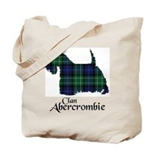Terrier - Abercrombie Tote Bag