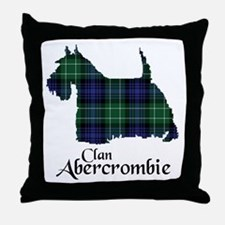 Terrier - Abercrombie Throw Pillow