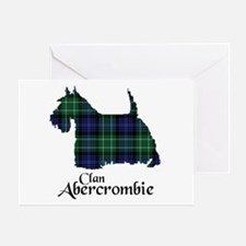 Terrier - Abercrombie Greeting Card