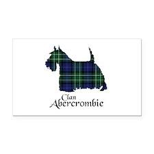 Terrier - Abercrombie Rectangle Car Magnet